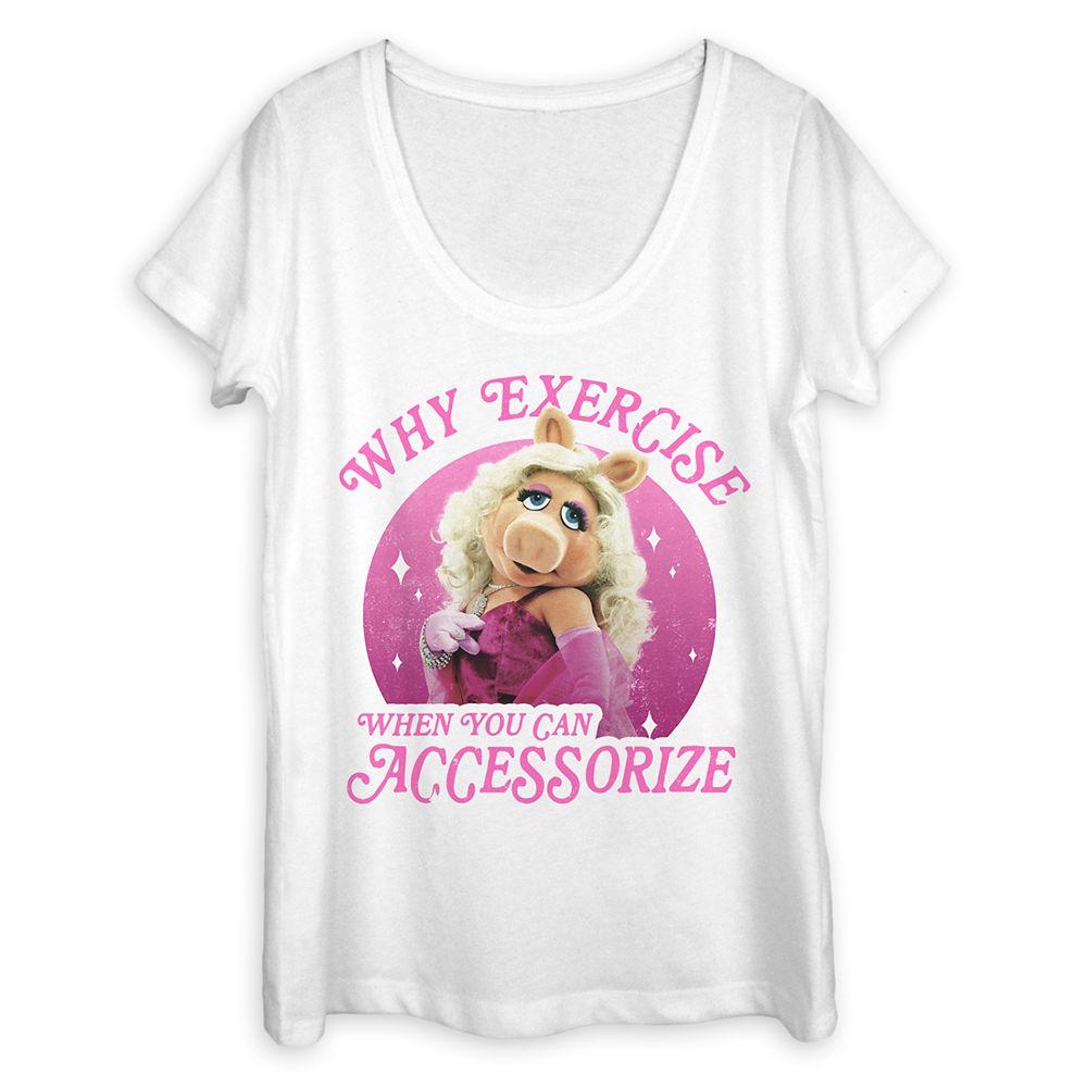 Miss Piggy T-Shirt for Women – The Muppets