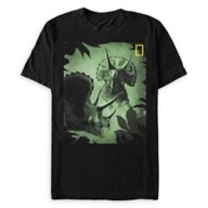 National Geographic Dinosaur Rumble T-Shirt for Adults