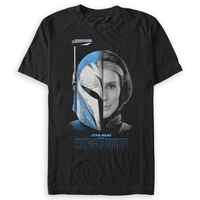 Star Wars: The Mandalorian Season 2 T-Shirt for Adults – Bo-Katan – Limited Release