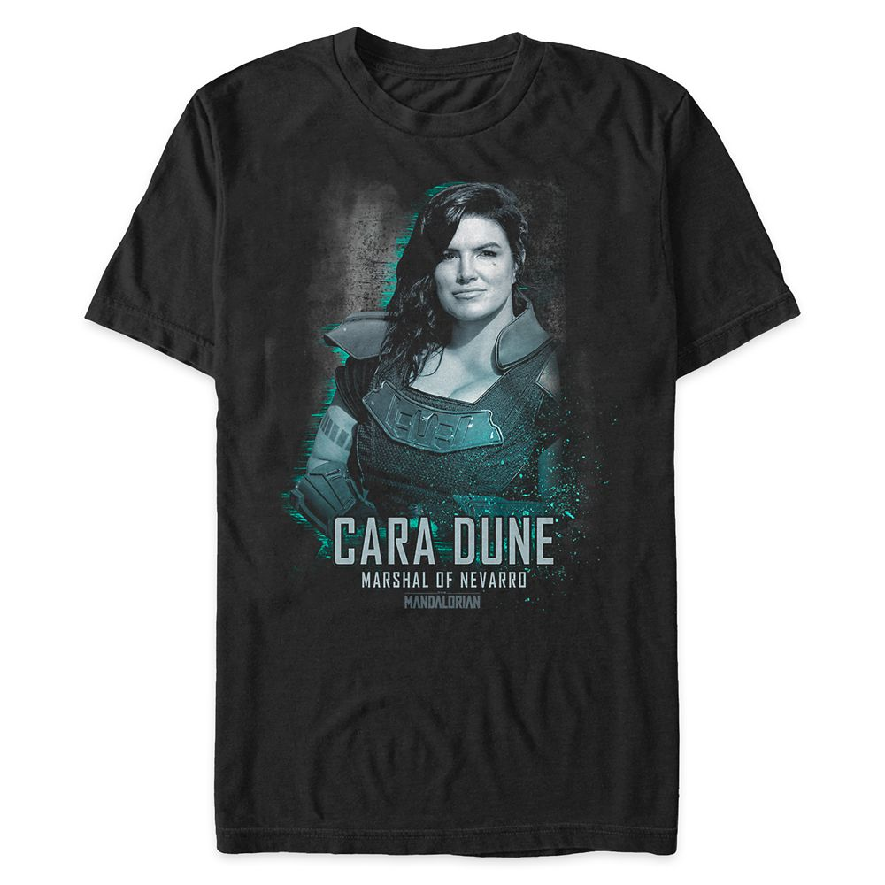 Star Wars: The Mandalorian Season 2 T-Shirt for Adults – Cara Dune – Limited Release