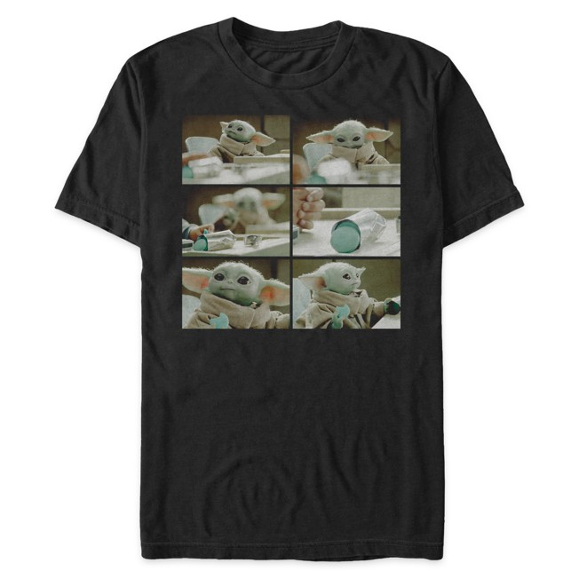 Star Wars: The Mandalorian Season 2 T-Shirt for Adults – The Child Snacks – Limited Release