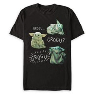 Star Wars: The Mandalorian Season 2 T-Shirt for Adults – Grogu – Limited Release