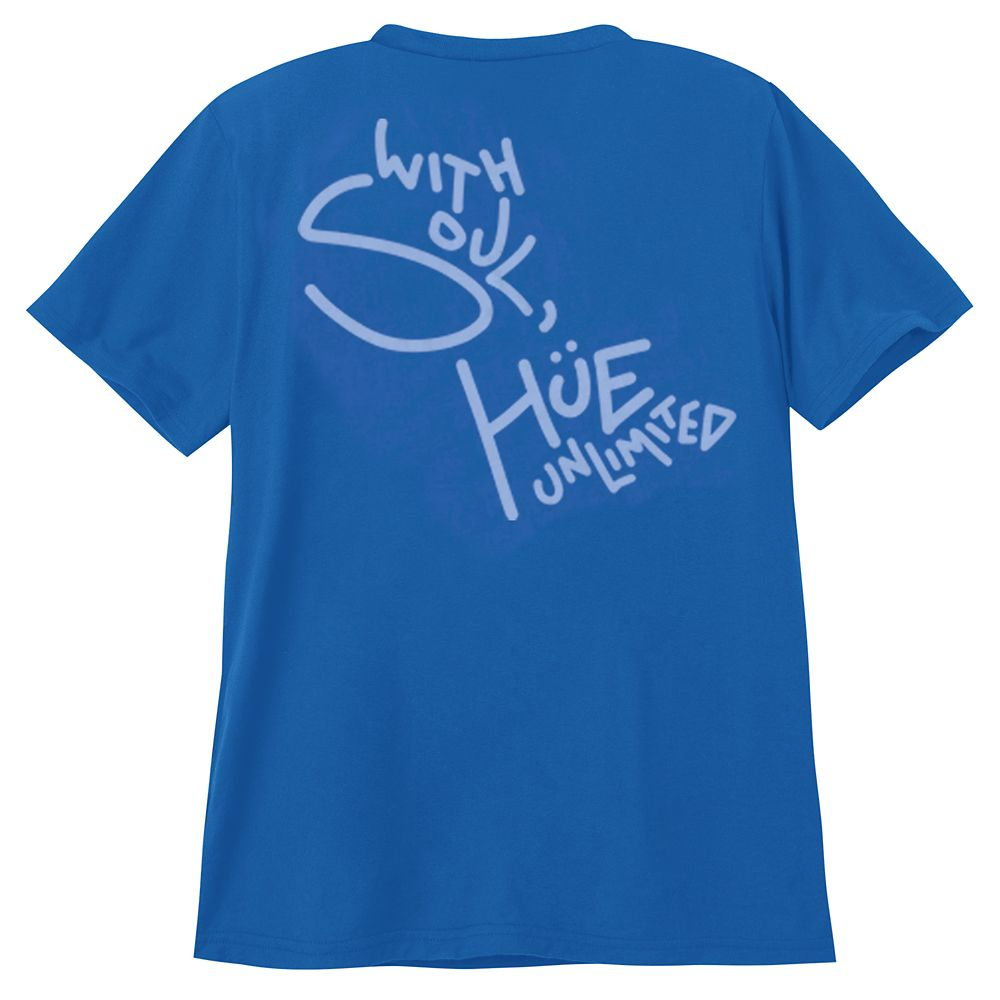 Soul ''The Great Gardner'' T-Shirt for Adults by Cory Van Lew and Hue Unlimited