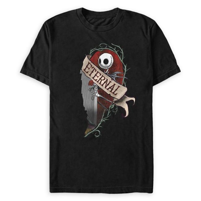 Jack Skellington ''Eternal'' T-Shirt for Adults – Tim Burton's The Nightmare Before Christmas