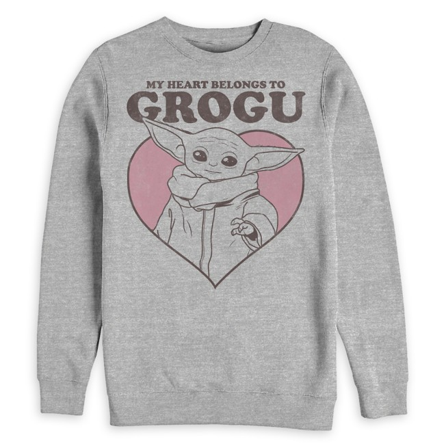 Grogu Pullover for Adults – Star Wars: The Mandalorian