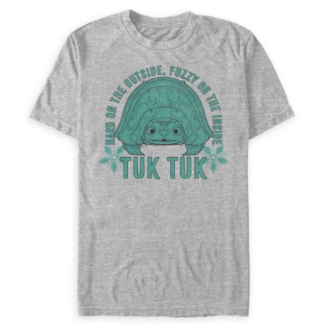 Tuk Tuk T-Shirt for Adults – Raya and the Last Dragon