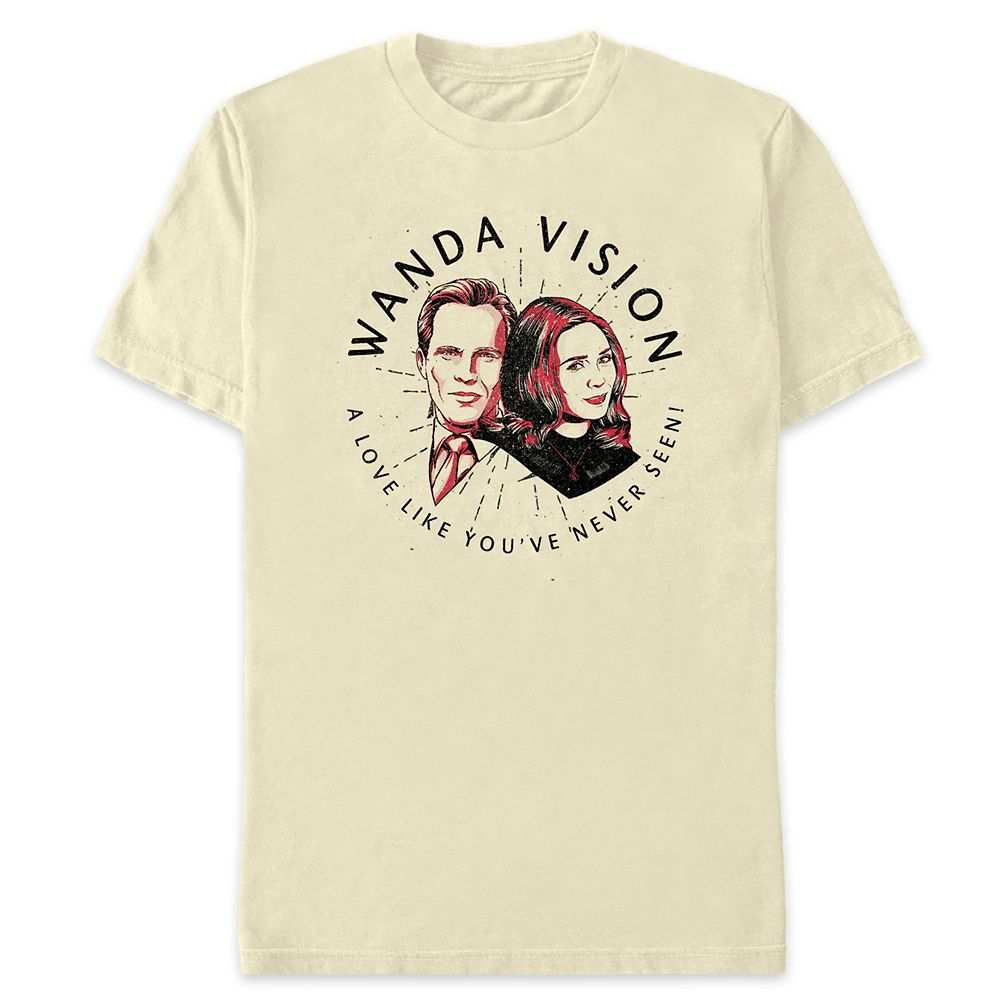 WandaVision ''A Love Like You've Never Seen'' T-Shirt for Adults