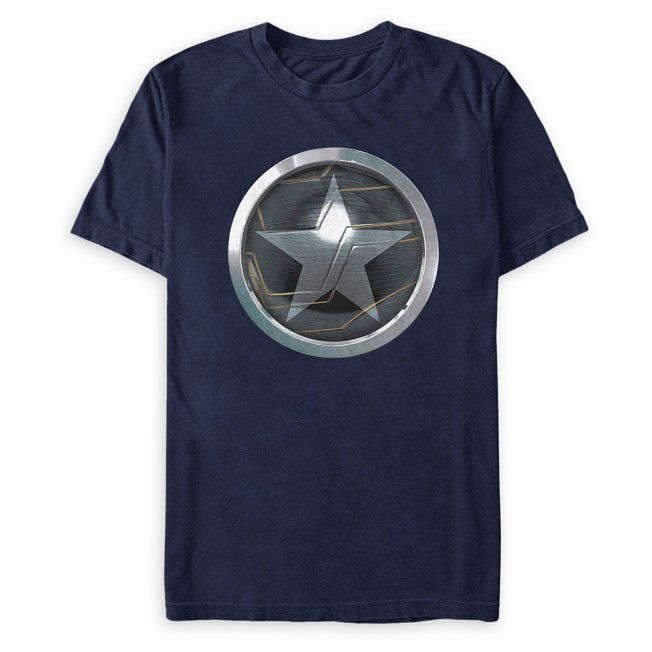 The Winter Soldier Icon T-Shirt for Adults – The Falcon and the Winter Soldier