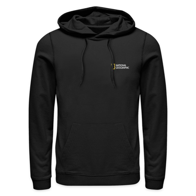 National Geographic Mars Pullover Hoodie for Adults