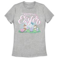 Thumper and Miss Bunny Easter T-Shirt for Women – Bambi
