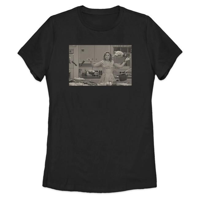 Wanda T-Shirt for Women – WandaVision
