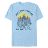 Ewoks Earth Day T-Shirt for Adults – Star Wars
