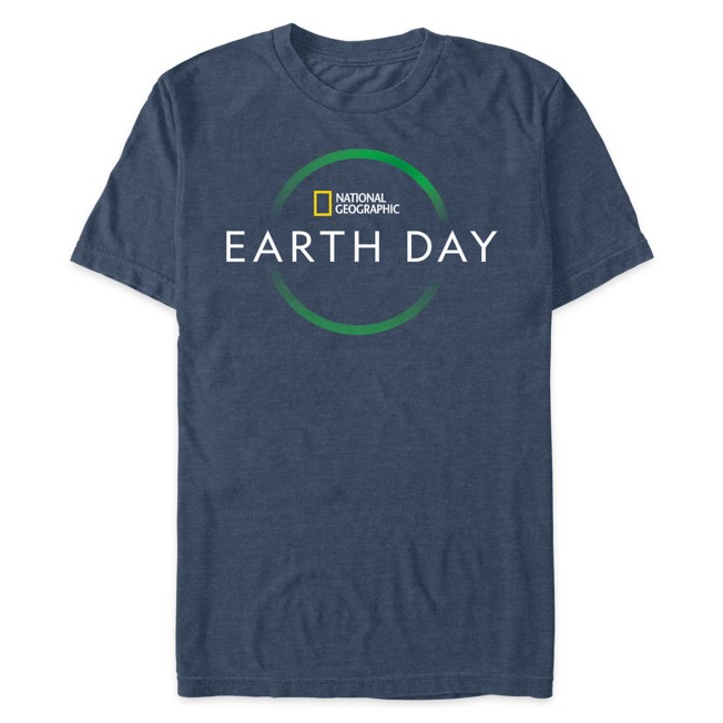 National Geographic Earth Day T-Shirt for Adults