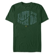 National Geographic ''Earth Day Every Day'' T-Shirt for Adults