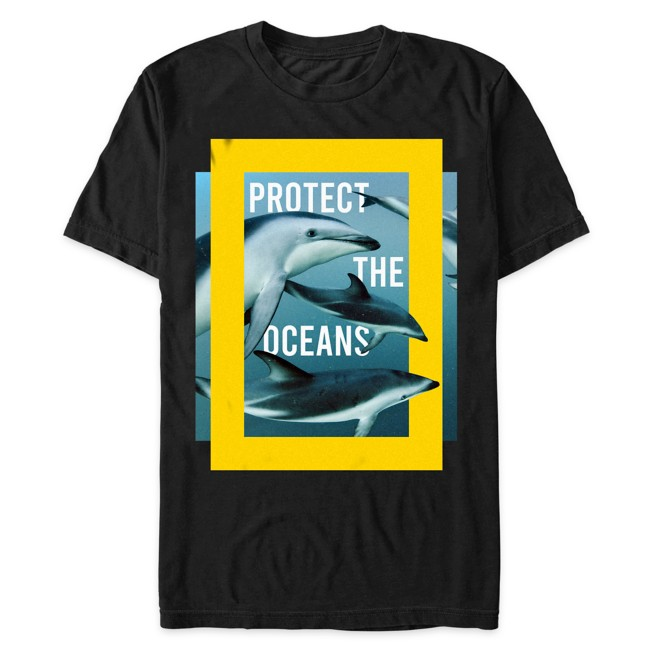 National Geographic ''Protect the Oceans'' T-Shirt for Adults