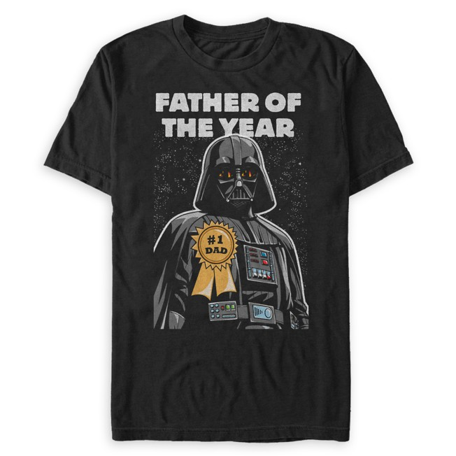 Darth Vader Father's Day T-Shirt for Adults –Star Wars