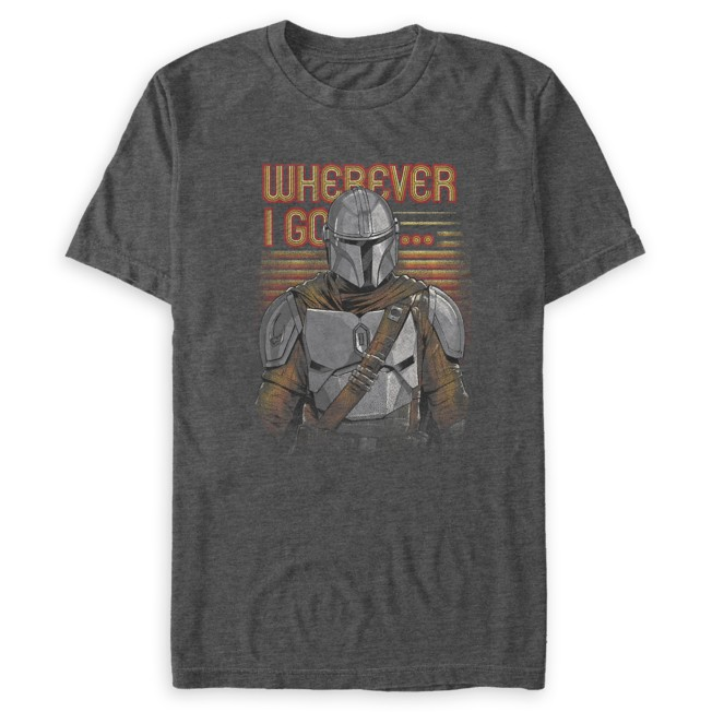 The Mandalorian Father's Day T-Shirt for Adults – Star Wars: The Mandalorian