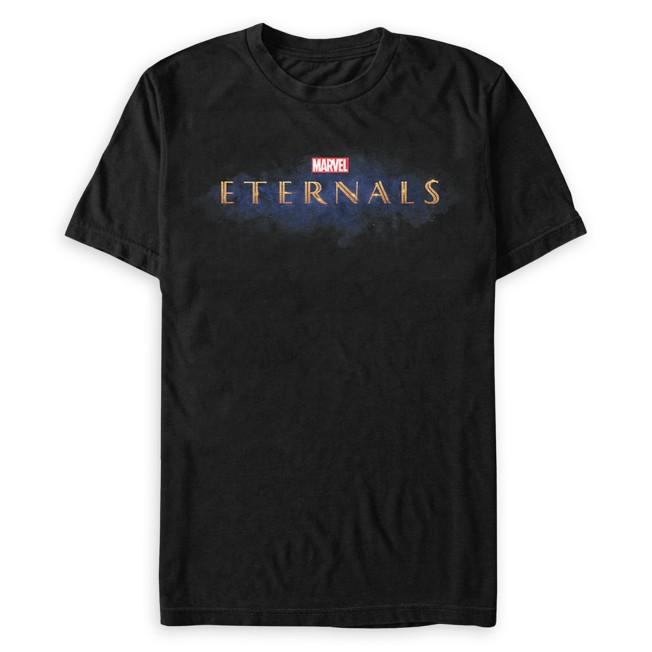 Eternals Logo T-Shirt for Adults