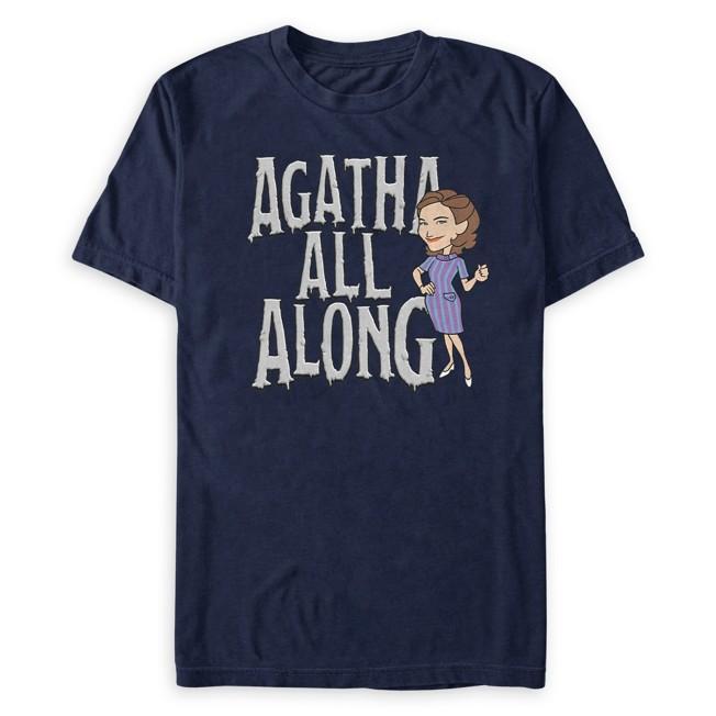 Agatha T-Shirt for Adults – WandaVision
