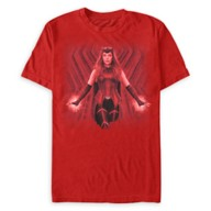 Scarlet Witch T-Shirt for Adults – WandaVision