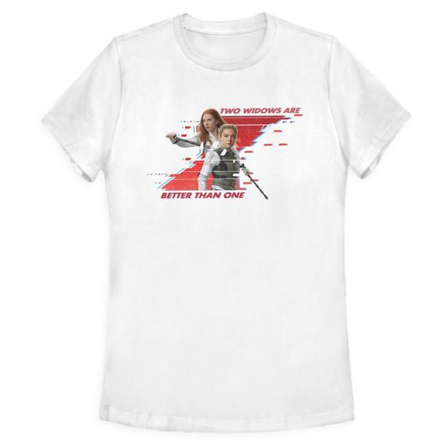 Two Widows T-Shirt for Women – Black Widow