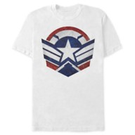 The Falcon and the Winter Soldier Emblem T-Shirt for Adults