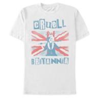 Cruella ''Cruell Britannia'' T-Shirt for Adults – Live Action