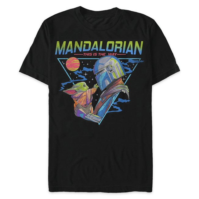 The Child and the Mandalorian Long Sleeve T-Shirt for Adults – Star Wars: The Mandalorian