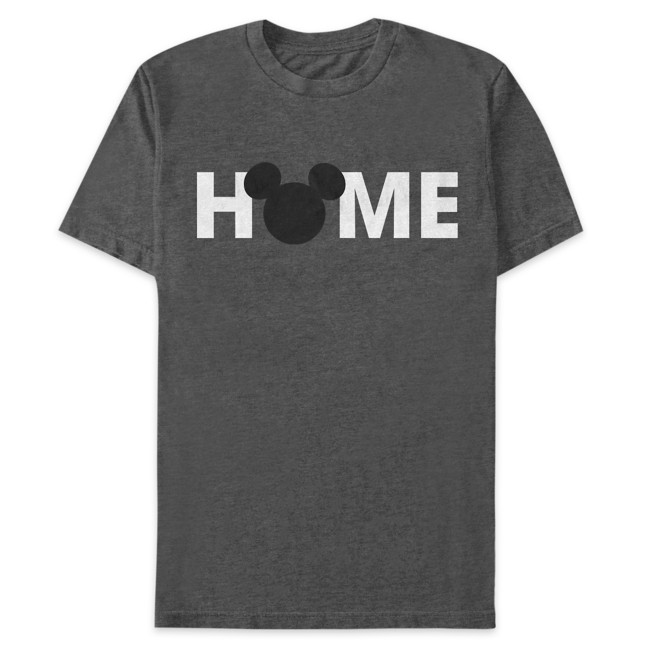 Mickey Mouse Icon ''Home'' T-Shirt for Adults