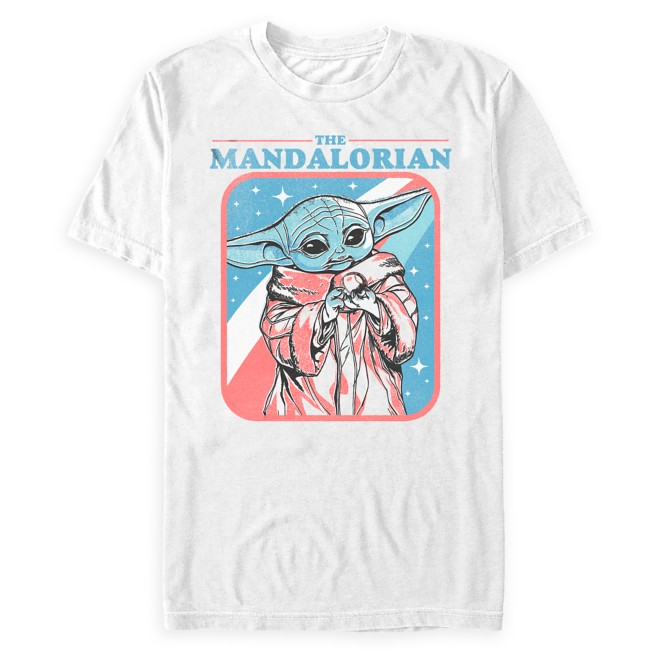 The Child Americana T-Shirt for Adults – Star Wars: The Mandalorian
