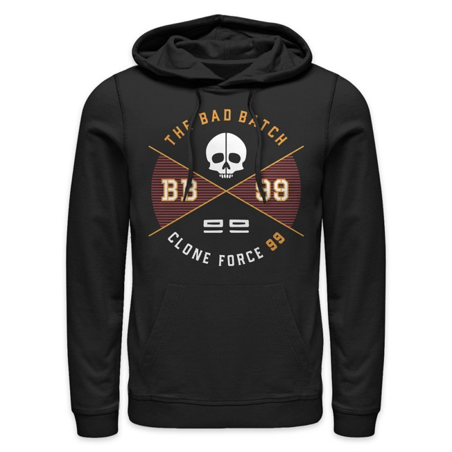 Star Wars: The Bad Batch Logo Pullover Hoodie for Adults