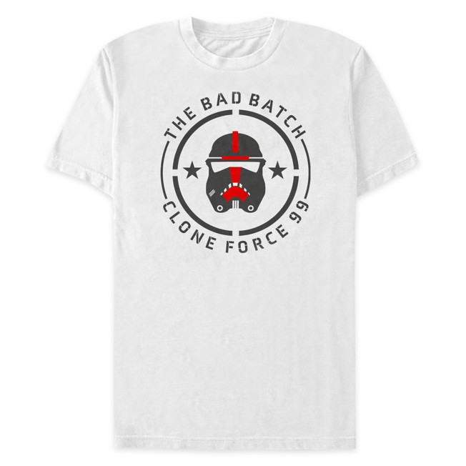 Star Wars: The Bad Batch Badge T-Shirt for Adults