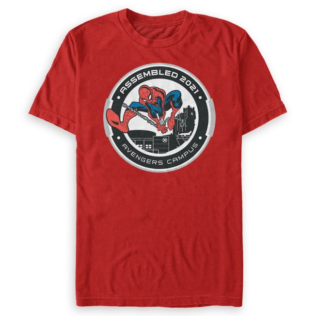 Spider-Man Avengers Campus T-Shirt for Adults