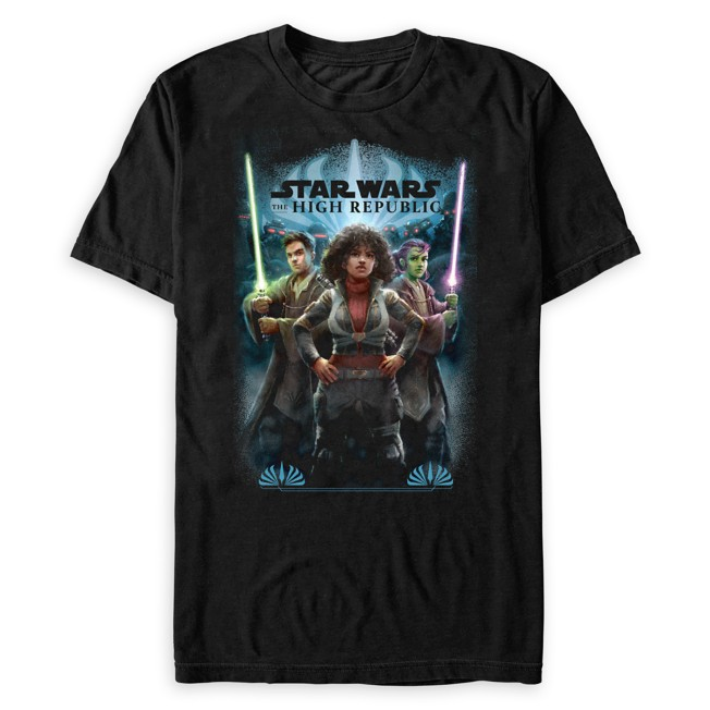 Star Wars The High Republic: Out of the Shadows T-Shirt for Adults