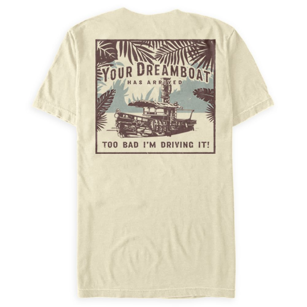 Your Dreamboat T-Shirt for Adults – Jungle Cruise Film