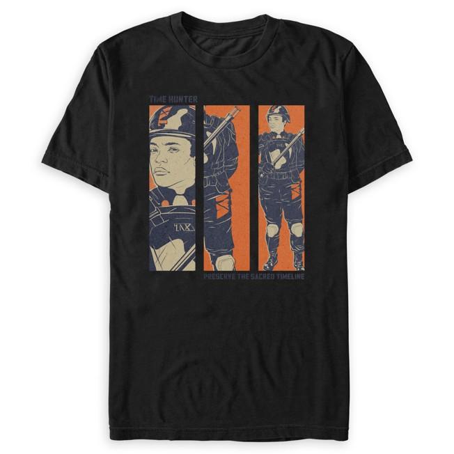 Time Hunter T-Shirt for Adults – Loki
