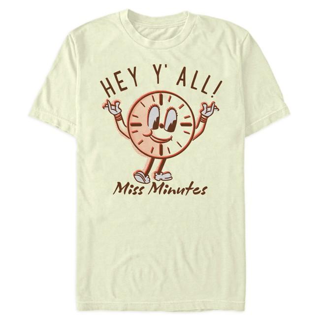 Miss Minutes T-Shirt for Adults – Loki