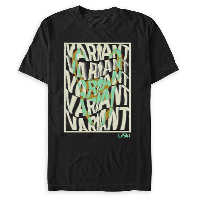 Loki Helmet ''Variant'' T-Shirt for Adults