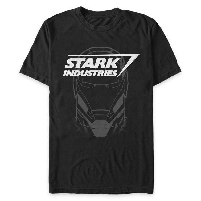 Iron Man Stark Industries T-Shirt for Adults