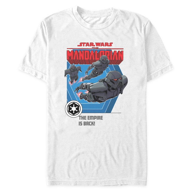 Dark Troopers T-Shirt for Adults – Star Wars: The Mandalorian