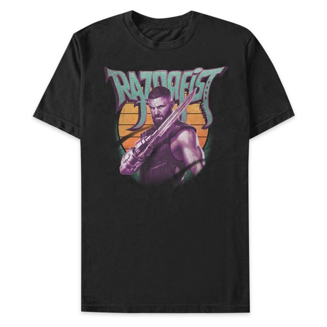 Razorfist T-Shirt for Adults – Shang-Chi and the Legend of the Ten Rings