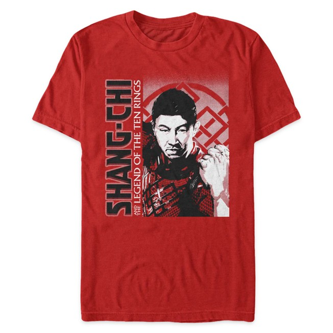 Shang-Chi and the Legend of the Ten Rings T-Shirt for Adults – Red