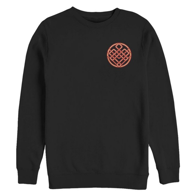 Shang-Chi Emblem Sweatshirt for Adults – Shang-Chi and the Legend of the Ten Rings
