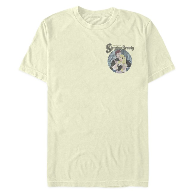 Sleeping Beauty T-Shirt for Adults