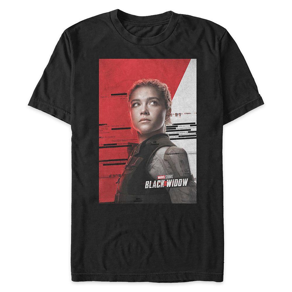 Yelena T-Shirt for Adults – Black Widow