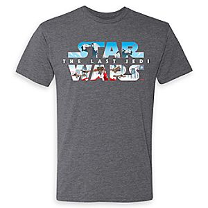 Star Wars: The Last Jedi T-Shirt for Kids – Limited Release