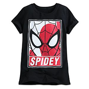 Spider-Man Tee for Girls