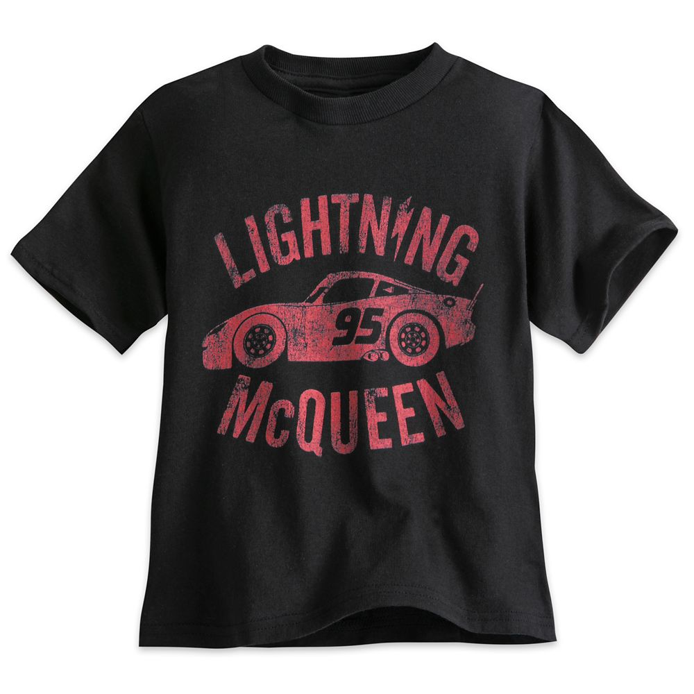 Lightning McQueen Tee for Toddlers – Cars 3