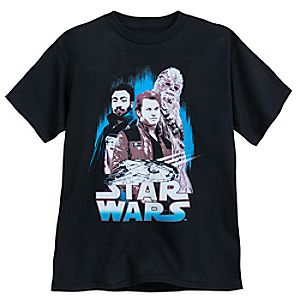 Solo: A Star Wars Story Trio T-Shirt for Kids