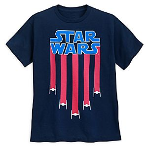 Star Wars Americana T-Shirt for Kids